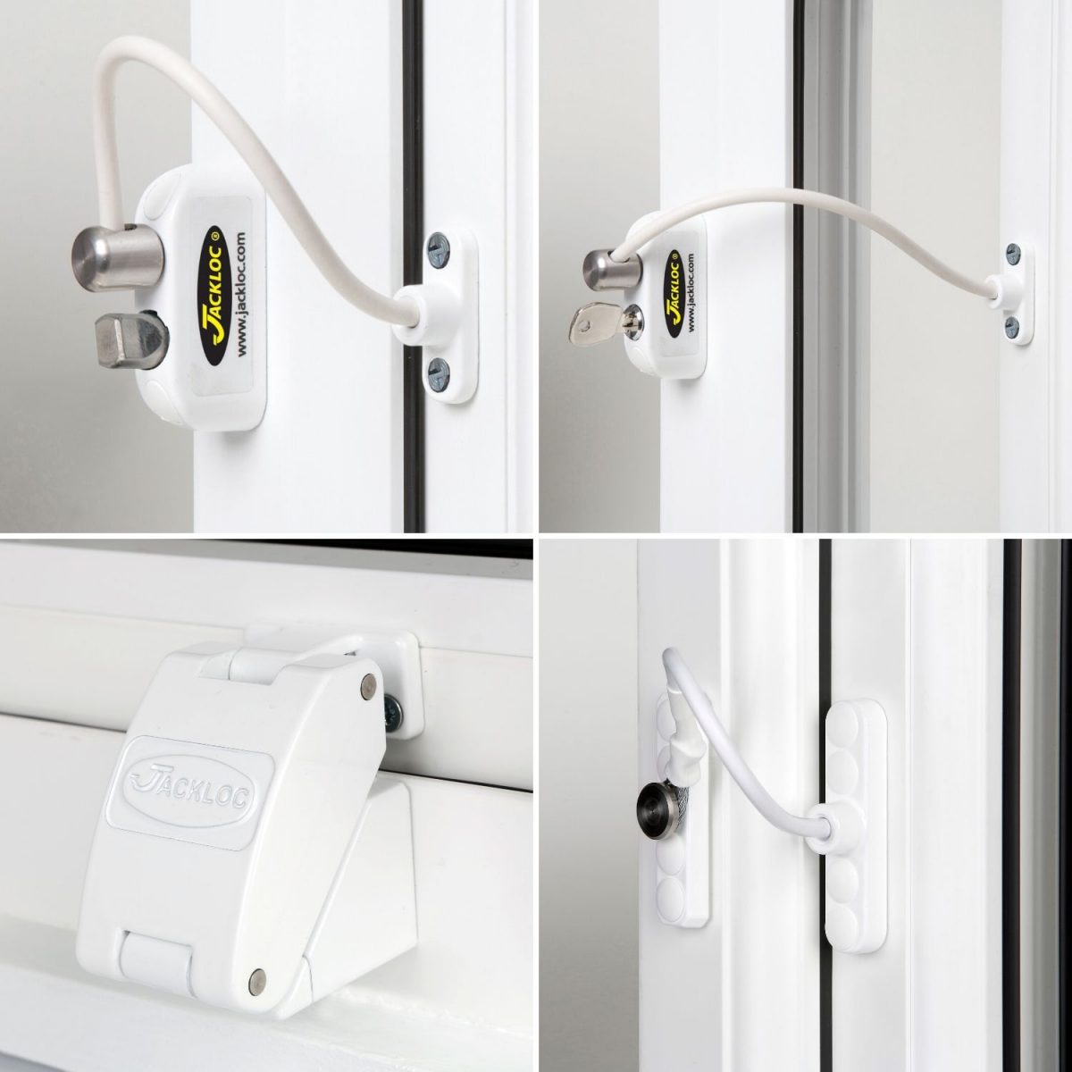 UPVC Window Restrictors