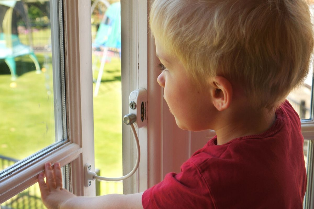 Child window locks