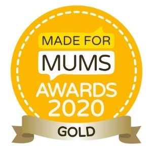 Made For Mums Gold Award 2020 winner for home safety